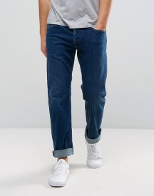 Diesel Waykee Straight Fit Jeans 084eh Bright Blue Wash afbeelding