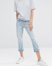 Ditto's Rhona Midrise Crop Jeans afbeelding