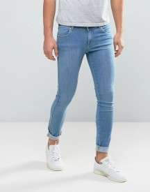 Dr Denim Dixy Muscle Fit Jeans Organic Light Blue afbeelding