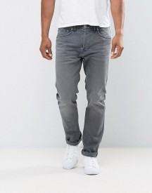 Edwin Ed-80 Slim Tapered Jeans Very Light Trip Used afbeelding