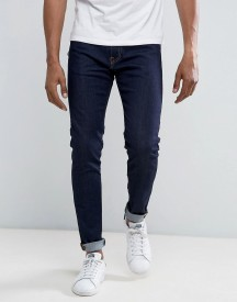 Edwin Ed-85 Slim Tapered Drop Crotch Jeans Rinse afbeelding