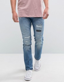 Esprit Slim Fit Distressed Jeans afbeelding