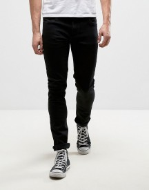 Farah Drake Slim Fit Jeans In Black afbeelding