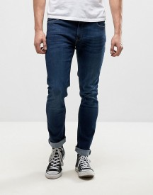 Farah Drake Slim Fit Jeans In Mid Wash afbeelding