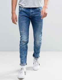 G-star Arc 3d Slim Jeans Medium Aged Wash afbeelding