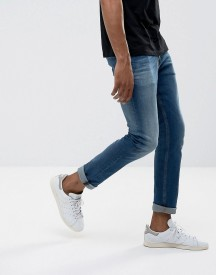 Tommy Hilfiger Denim Jeans Simon Skinny Fit In Stretch Mid Wash afbeelding