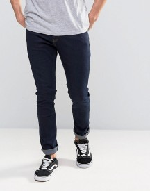 Hoxton Denim Jeans Whiskers Oil Wash Slim Jean afbeelding