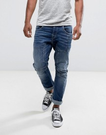 Jack & Jones Intelligence Jeans In Engineered Fit afbeelding