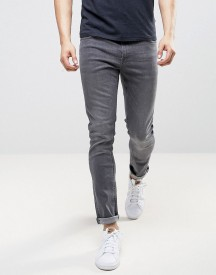 Ldn Dnm Washed Grey Skinny Jeans afbeelding
