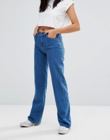 Lee High Waisted Wide Leg Retro Jean afbeelding