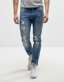 Lee Luke Skinny Jeans Pacific Wash afbeelding