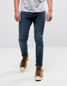 Lee Malone Super Skinny Jeans Raven Wash afbeelding