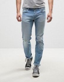 Lee Powell Stretch Slim Jeans Sun Breeze Wash afbeelding