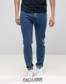 Lee Rider Slim Fit Jeans Stone Wash Exclusive afbeelding