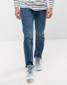 Levis 502 Regular Taper Fit Jeans Deklab Wash afbeelding