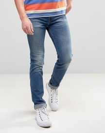 Levis 510 Skinny Fit Orange Tab Jeans Willie Wash afbeelding