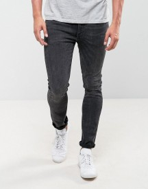 Levis 519 Extreme Skinny Fit Jeans Basement Wash afbeelding