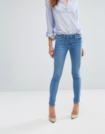 Levi's 711 Mid Rise Skinny Jeans afbeelding
