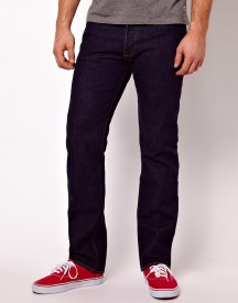 Levi's Jeans 501 Straight Fit One Wash afbeelding