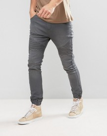 Loyalty And Faith Garrett Jogger Jeans In Grey afbeelding