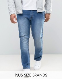 Loyalty And Faith Plus Stretch Regular Fit Salem Jeans afbeelding