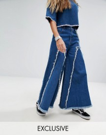 Mad But Magic Wide Leg Jeans afbeelding