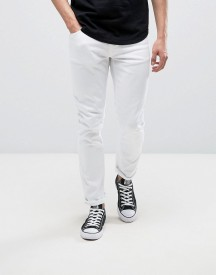 Nudie Jeans Co Lean Dean Jean Clean White Wash afbeelding