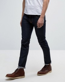 Nudie Jeans Co Tilted Tor Jean Dry Pure Navy Wash afbeelding