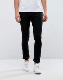 Only & Sons Super Extreme Skinny Black Jeans afbeelding