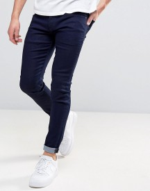 Pepe Jeans Finsbury Skinny Fit Jeans In Rinse Wash Indigo afbeelding