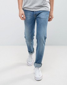 Replay 901 Taper Fit Jeans Light Wash afbeelding