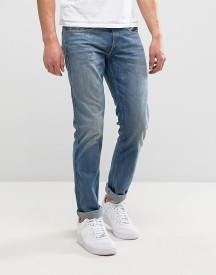 Replay Anbass Slim Fit Mid Wash Jeans afbeelding