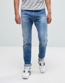 Replay Anbass Slim Stretch Jean Light Vintage Wash afbeelding