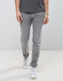 Replay Anbass Stretch Slim Jeans Grey afbeelding