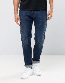 Replay Jeans Anbass Slim Fit Stretch Dark Indigo Wash afbeelding