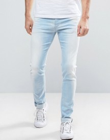 Replay Jondrill Skinny Fit Jeans Sunbleached Wash afbeelding