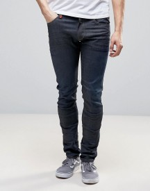 Replay Jondrill Skinny Jeans Powerstretch Dark 3d Wash afbeelding