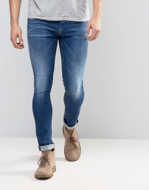Replay Jondrill Skinny Powerstretch Jeans Dark Blue Wash afbeelding