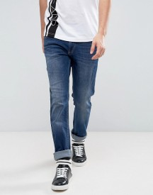 Versace Jeans With Logo In Slim Fit afbeelding