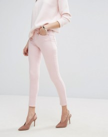 Warehouse Cropped Pastel Skinny Jeans afbeelding