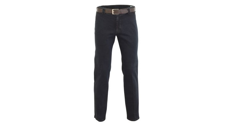 Image Meyer Jeans Roma Stretch Denim Blauw