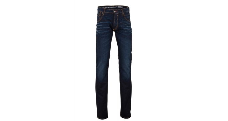 Image Sale Mustang Jeans Darkblue Michigan Tapered