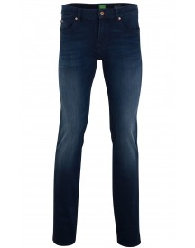 Sale Hugo Boss Slim Fit Jeans Medium Blue C-delaware1-200 afbeelding