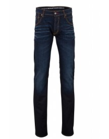 Sale Mustang Jeans Darkblue Michigan Tapered afbeelding