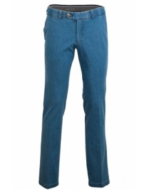 Sale Umano Zomerjeans Light Denim Comfort Stretch afbeelding
