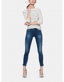 Ankle Zip Jeans afbeelding