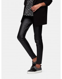 Leather Look Legging afbeelding