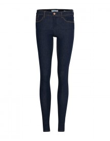 Dames Mid Rise Super Skinny High Stretch Jeans afbeelding