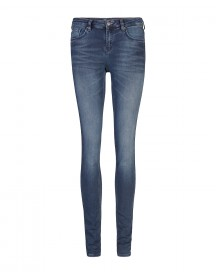 Dames Skinny Fit Jog Denim afbeelding