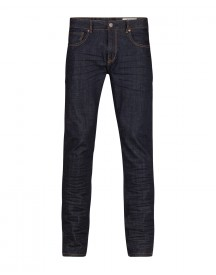 Heren Regular Straight Organic Cotton Stretch Jeans afbeelding